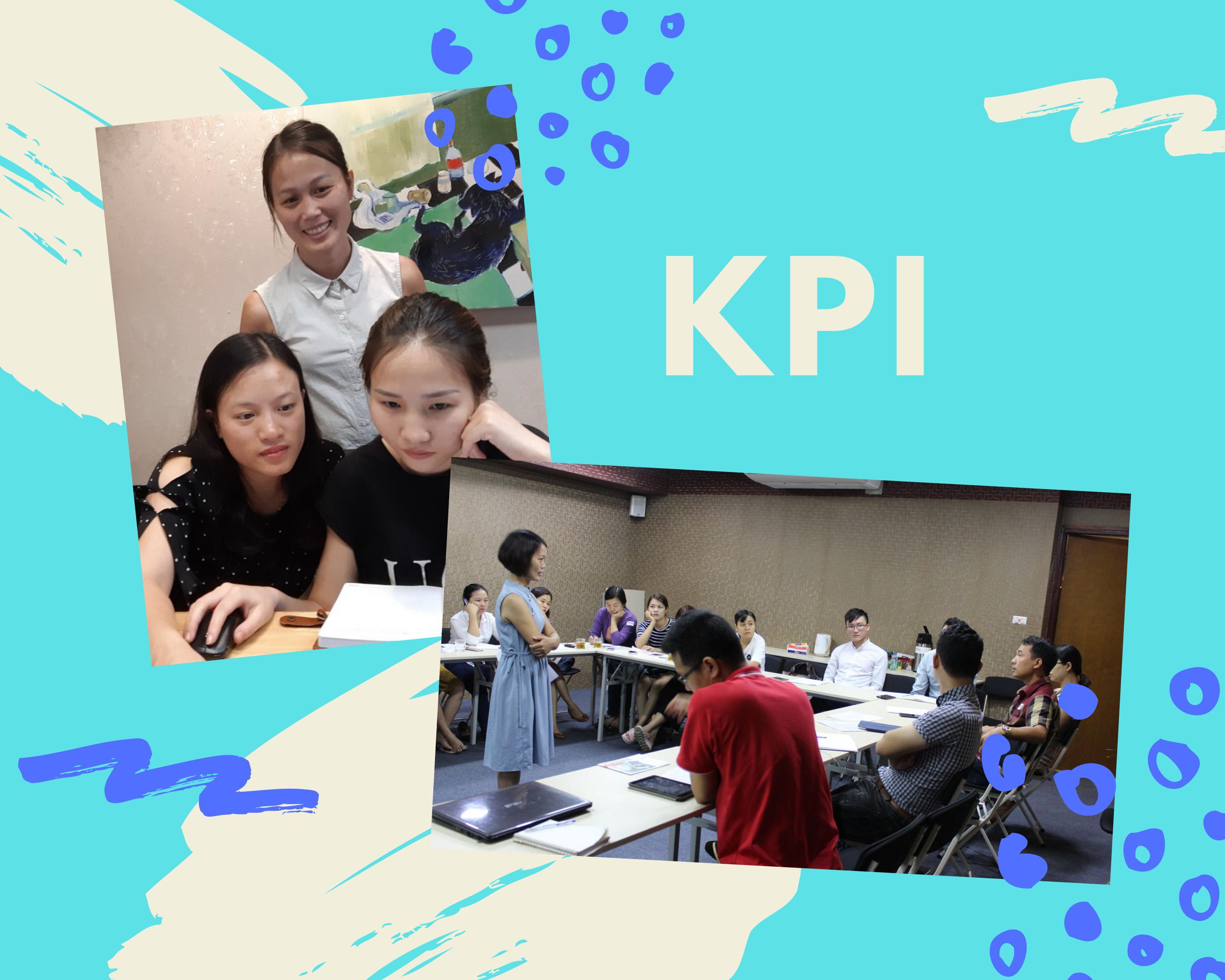 Khóa học đánh giá KPI