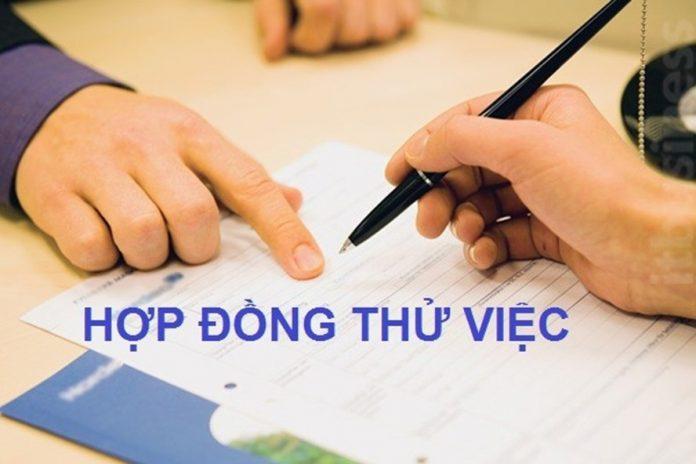 9 điểm cần biết để không phạm luật khi ký và thực hiện hợp đồng thử việc